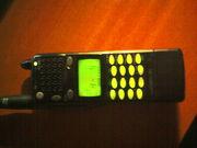 бу радио станцию Alinco DJ-191 - плавный диапазон в транковом режиме