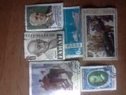 разные марки СССР и другие