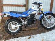 Продаю мотоцикл Ymaha TV200