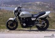 YAMAHA HJR 400