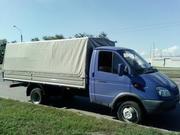 Грузоперевозки Газель-тент (4м). Казань Татарстан. Круглосуточно.