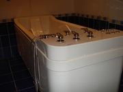 гидромассажную ванну