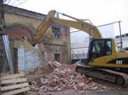 Выполним демонтаж любой сложности (снос частных домов,  демонтаж зданий,  демонтаж стен и стяжек пола)