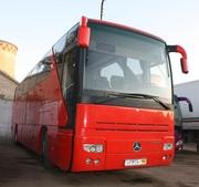 Пассажирские перевозки на автобусе VIP-класса