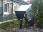 Изготовление гаража