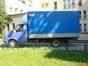автоГрузоперевозки Газель-тент (4, 2м). РТ, Казань