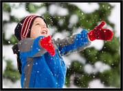 Детский английский лагерь в зимние каникулы