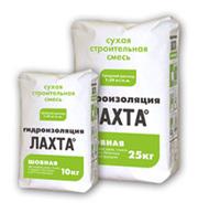ЛАХТА® шовная гидроизоляция