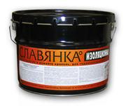 СЛАВЯНКА® изоляционная - однокомпонентный битумно-полимерный состав