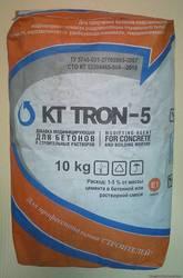 КТ трон - 5 (Комплексная добавка для бетонов)