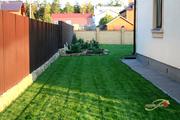 Газон (устройство). Рулонный газон. Посевной газон