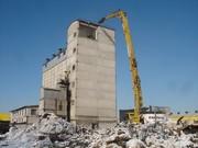Услуги по демонтажу зданий и сооружений