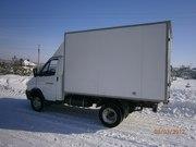 Грузоперевозки ГАЗель-фургон (термо).