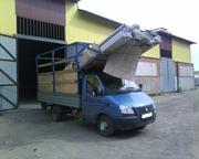 автогрузоперевозки на ГАЗели (дешево)