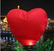 Небесный фонарик «Сердце»