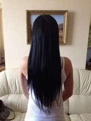 Элитное наращивание волос