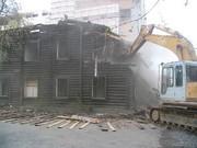Демонтаж - Снос домов,  зданий в Альметьевске и по России