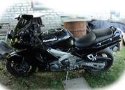 Мотоцикл Kawasaki ZZR-600