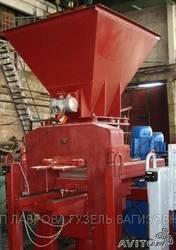 Продаю мини-завод для производства кирпича