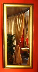 Оформление зеркал багетом