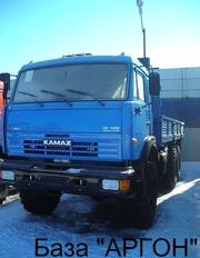 КамАЗ 43118 Бортовой/шасси ЕВРО 1