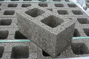 Блоки керамзитобетонные,  пеноблок