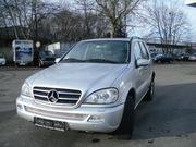 2002 Mercedes-Benz ML 400
