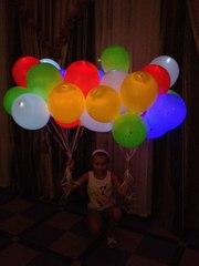 Волшебные светящиеся шары украсят праздник
