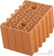 Крупноформатные керамические поризованные блоки Wienerberger Porotherm