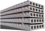 Плиты перекрытия пк72-12-8ат5. Все размеры