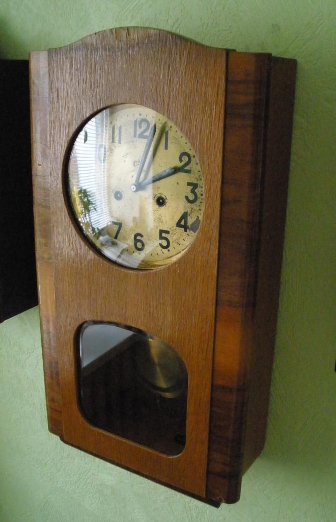Ремонт настенных часов с маятником своими руками