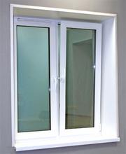 Изготовление и установка пластиковых оконных и дверных конструкций