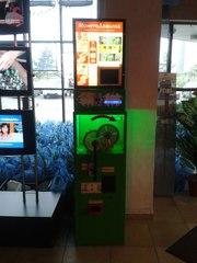 Продается сеть сувенирных автоматизированных аппаратов в Казани
