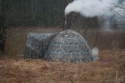 Универсальная походная палатка баня УП-2