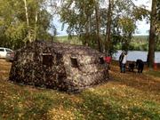 Армейская палатка (двухслойная)