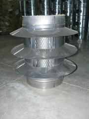 Производство дымоходов из нержавеющей стали