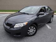Toyota Corolla Серый цвет 2010 модель для продажи .. аукционе .