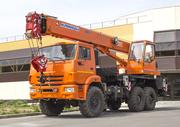 Автокран «Клинцы» 16т КС-35719-7-02 высокая проходимость