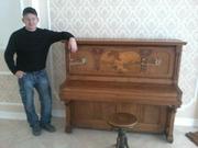 Пианино. Перевезем и поднимем профессионально в Казани
