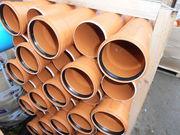 ПВХ трубы для наружной и внутренней канализации