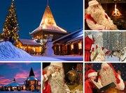 Рождество в гостях у Санта Клауса в Лапландии!