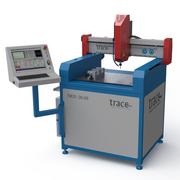 Фрезерный станок с ЧПУ (Trace Magic) для скоростной обработки стали