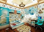 Набор детской мебели Лада Морская