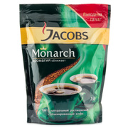 Продаем кофе растворимый Якобс Монарх (Jacobs Monarch)