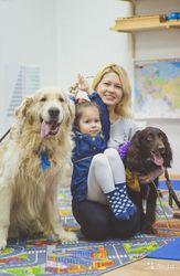Дрессированные собаки на праздник к Вашему ребенку