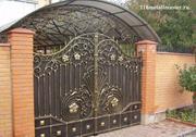 Изготовим ворота,  заборы,  решетки,  беседки и многое другое!