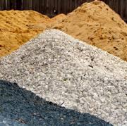 Песок,  щебень,  ОПГС,  ПГС,  чернозем в наличии