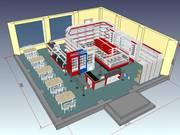 Выполним комплексное оснащение магазинов оборудованием.