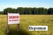 Земельный участок в н.п. Пермяки