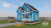 Построим дом,  дачу или баню